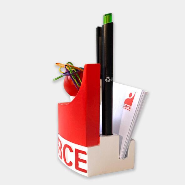 Sonderanfertigung IGBCE Schreibtischhelfer