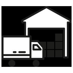 Werbeartikel Full Service Lagerung und Logistik