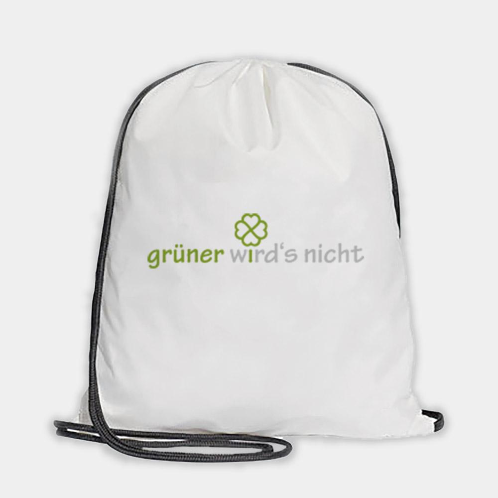 Rucksack style aus recycelten PET-Flaschen gwn-010