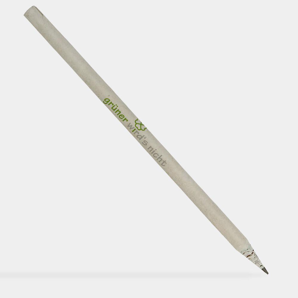 Bleistift aus recyceltem Zeitungspapier - gwn-025