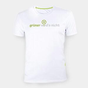 Sportshirt - runandsweat - aus recyceltem Micro-Polyester gwn-030