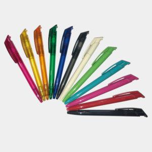 Kugelschreiber Colour aus recyceltem Kunststoff - gwn-055