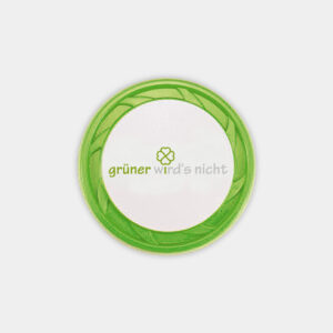 Frisbee aus recyceltem Kunststoff - gwn-057