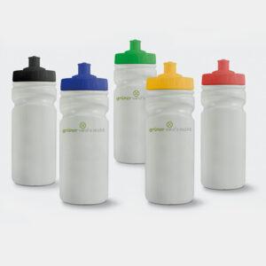 Sport-Trinkflasche aus recyceltem Kunststoff - gwn-058 - 2