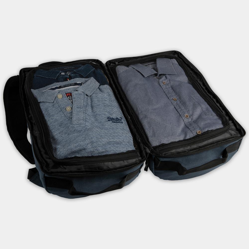 Reisetasche aus recycelten PET-Flaschen - gwn-083 -2