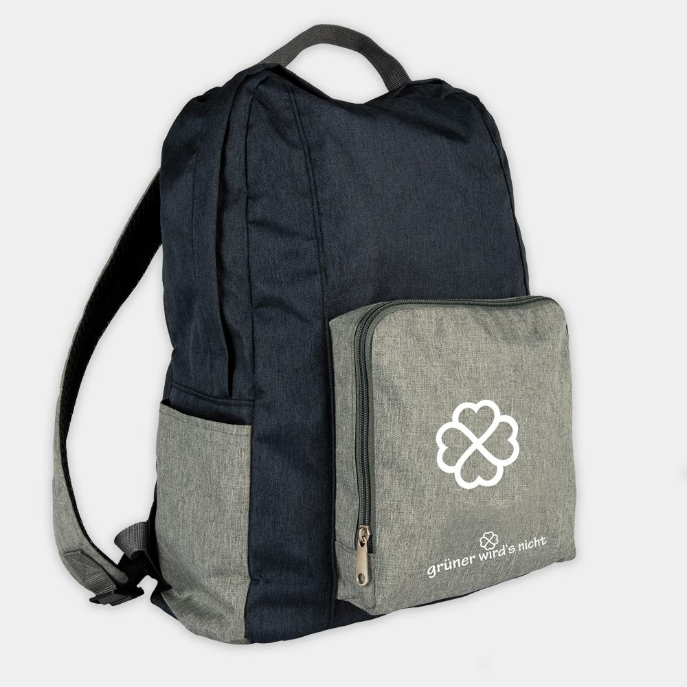 Rucksack recpack aus recycelten PET-Flaschen - gwn-085