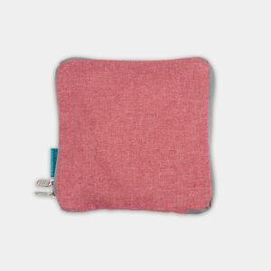 City-Einkaufstasche aus recycelten PET-Flaschen - gwn-087 Tasche rot