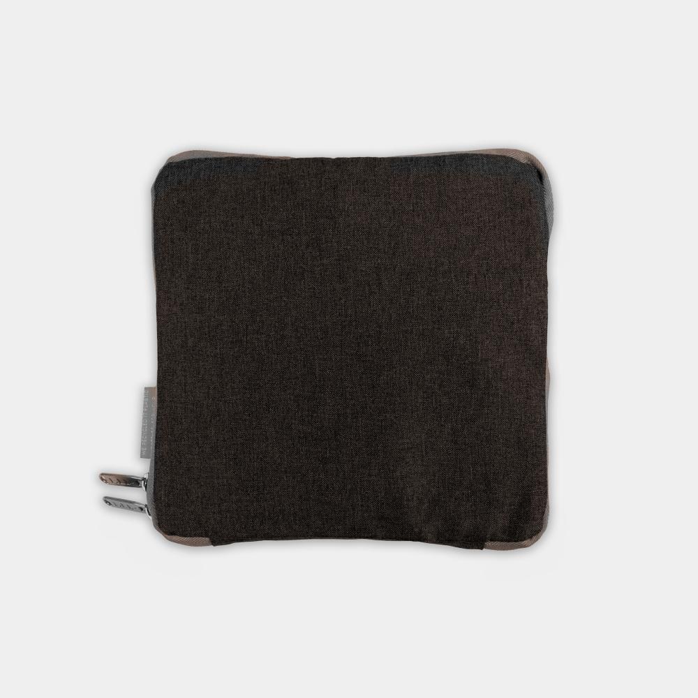 City-Einkaufstasche aus recycelten PET-Flaschen - gwn-087 Tasche schwarz