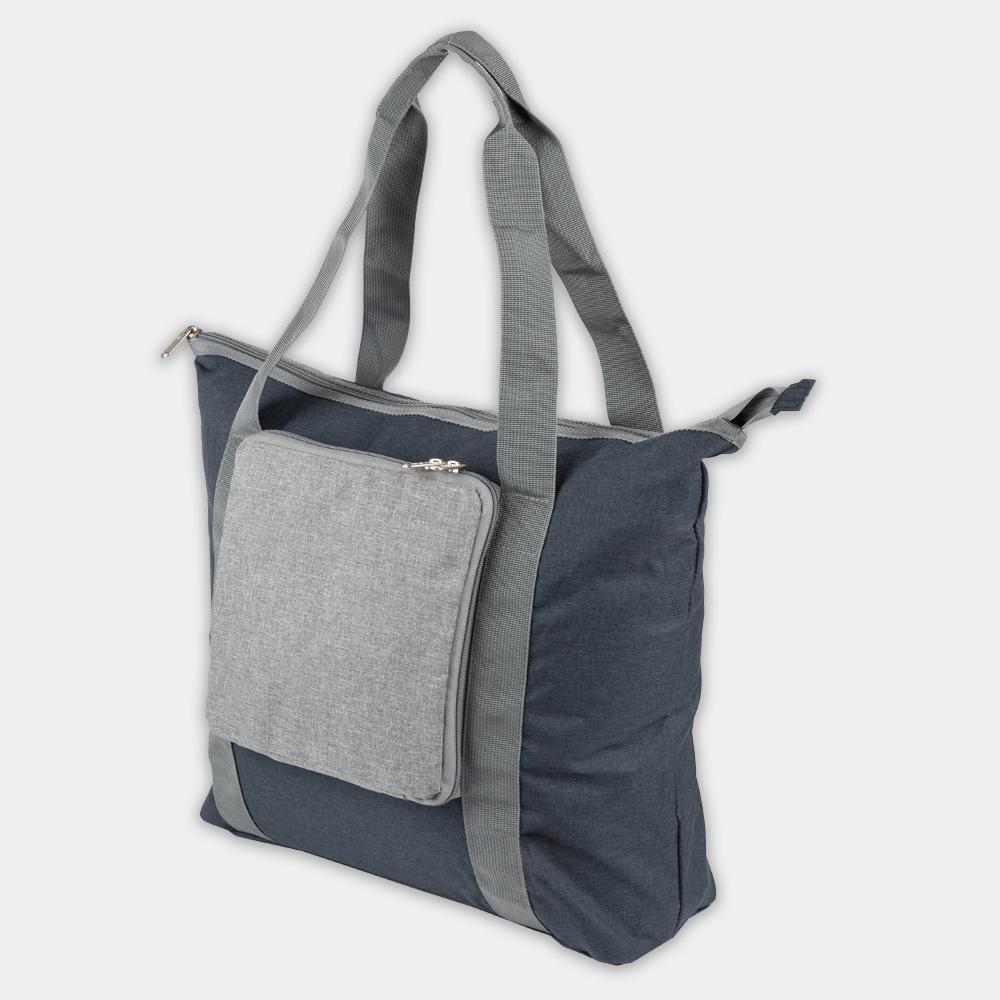 City-Einkaufstasche aus recycelten PET-Flaschen - gwn-087