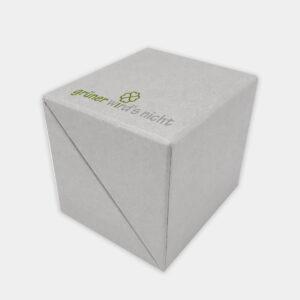 Schreibtischhelfer descube aus recycelter Pappe - gwn-105 - 2