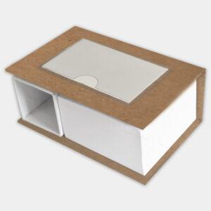 Schreibtischhelfer deskbutler aus recycelter Pappe - gwn-110