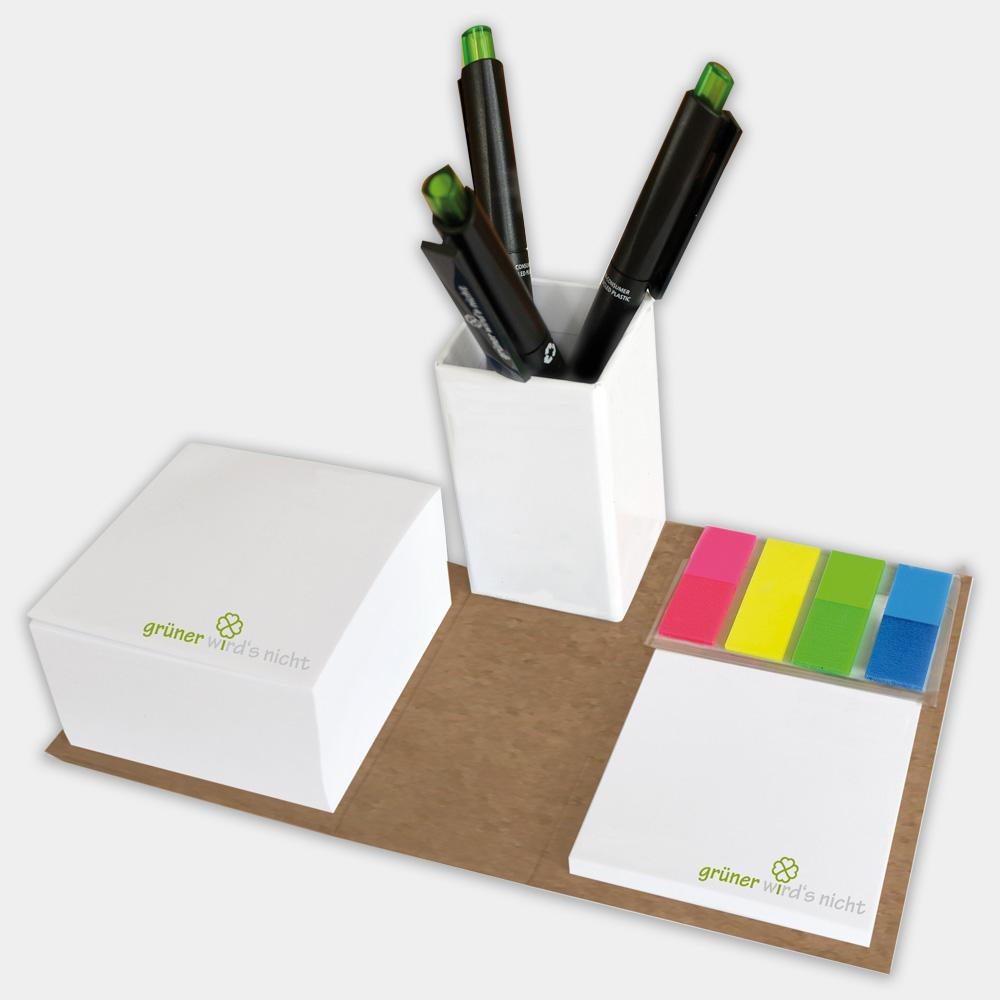 Schreibtischhelfer deskbutler aus recycelter Pappe - gwn-110 -2