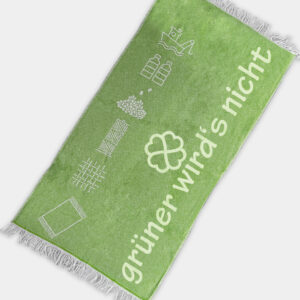 Hand- Strandtuch aus recycelten PET-Flaschen - gwn-155 - 2