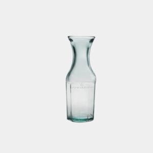 Glaskaraffe lookslikeswedish aus recyceltem Glas - gwn-210